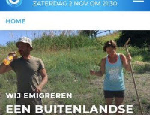 SBS6- Wij emigreren