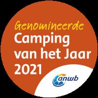 Genomineerde camping van het jaar 2021